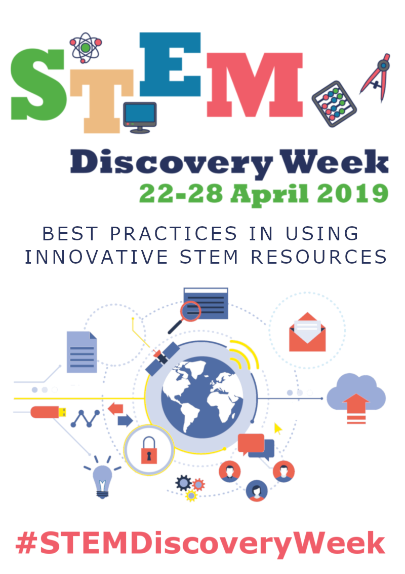 Join the STEM Discovery Week 2019!