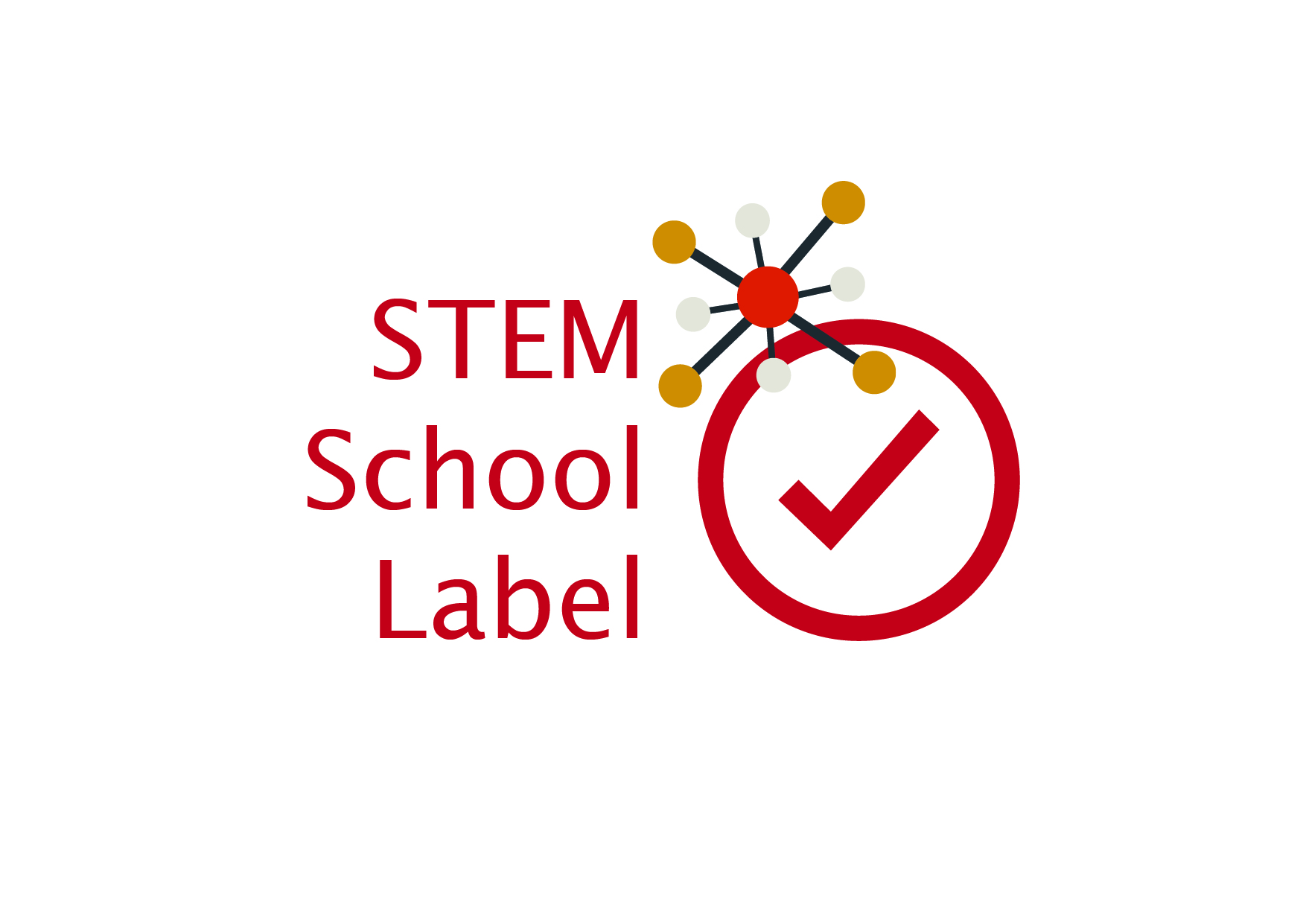 STEM School Label