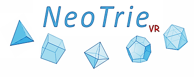 NeoTrie VR, New Geometry in Virtual Reality (nieuwe geometrie in virtual reality)