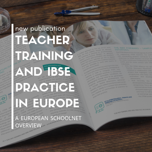 'Teacher training and IBSE Practice in Europe': a new overview on teacher's pedagogical renewal in STEM education