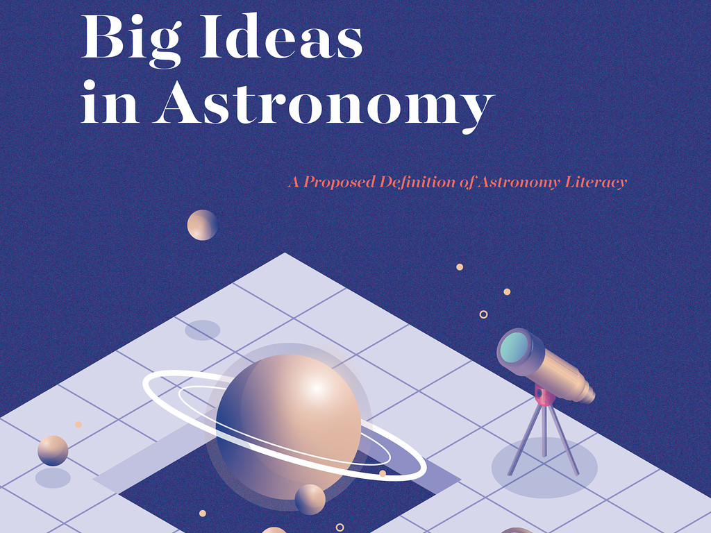 "Can you be ""literate"" in astronomy? Astronomy Literacy Booklet released by IAU"
