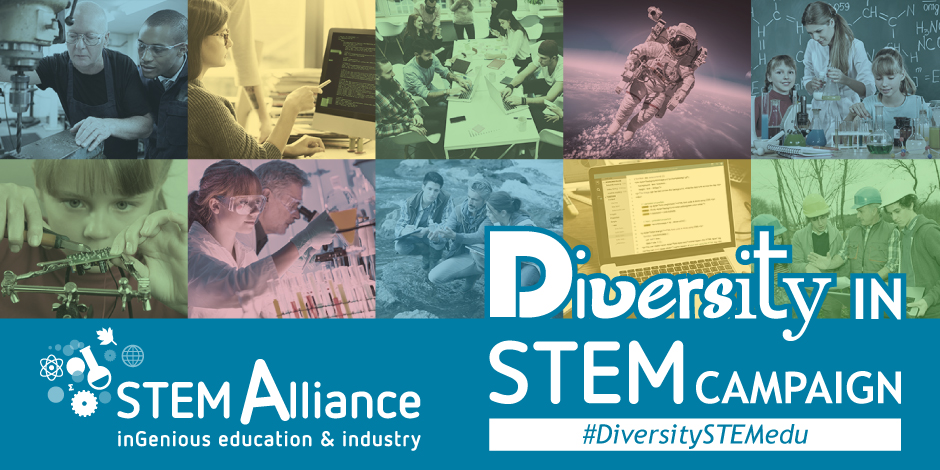 Break stereotypes together with the STEM Alliance!