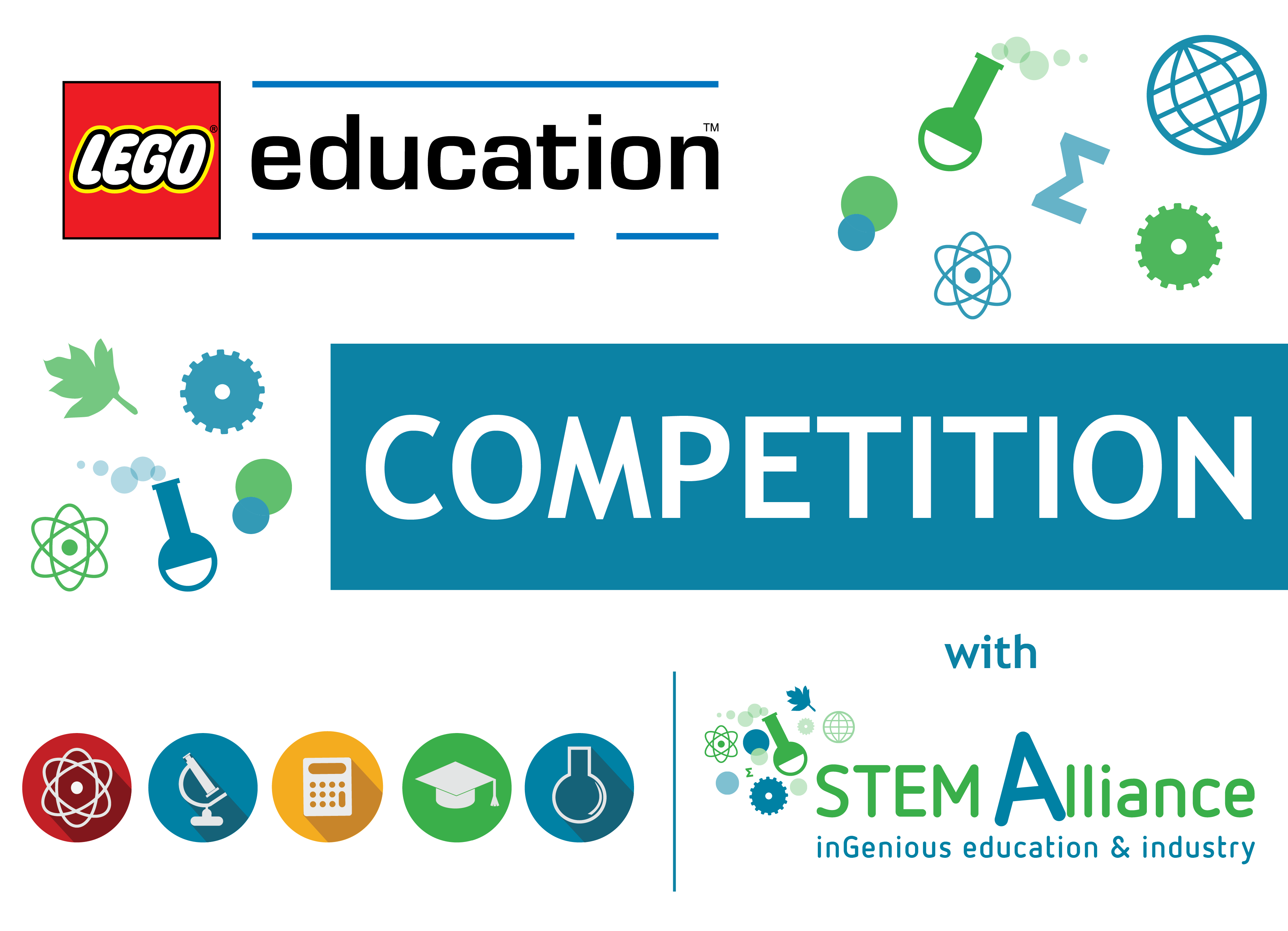 Enter the LEGO Education Competition 2019!