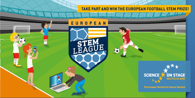 Become the European STEM Champion!