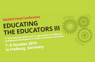 A place for inspiration, innovation and exchange – the program of Educating the Educators III revealed!