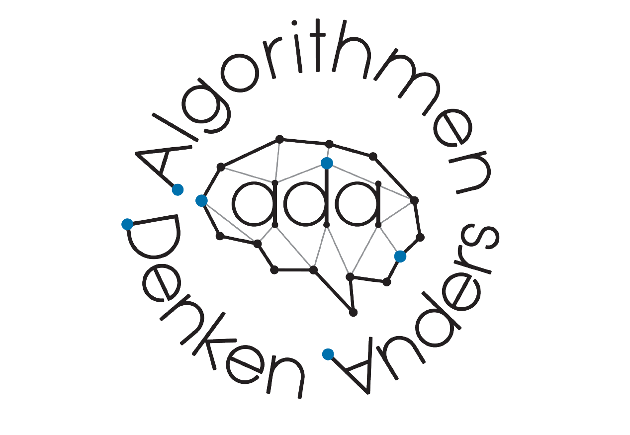 ADA - Algorithms Think Differently (Algorithmen Denken Anders)