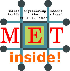 MET INSIDE! (MATHS, ENGINEERING AND TECHNOLOGY INSIDE THE CLASS)