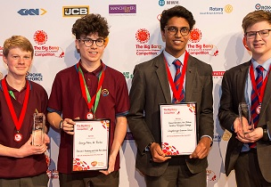 Big Bang Fair winners