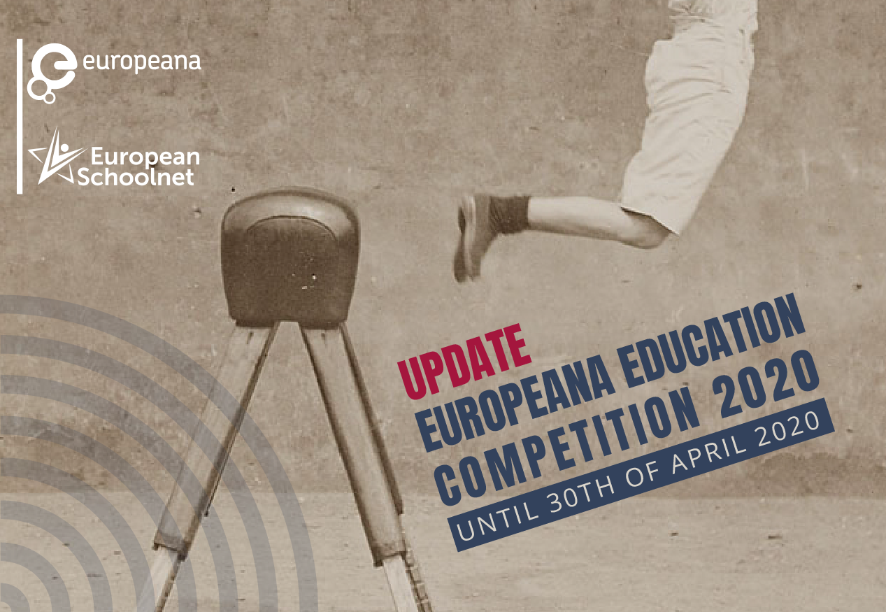 Jump in the Europeana Education Competition 2020!