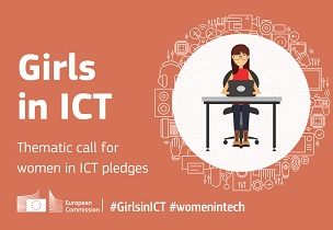 Girls in ICT pledge 2017