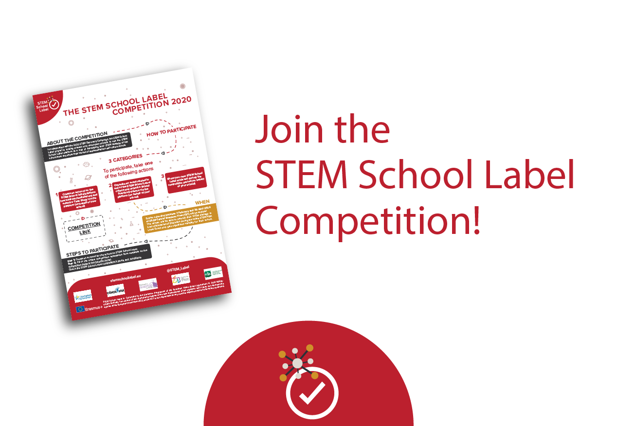 From individual STEM initiatives to strategy. Show us your best example!