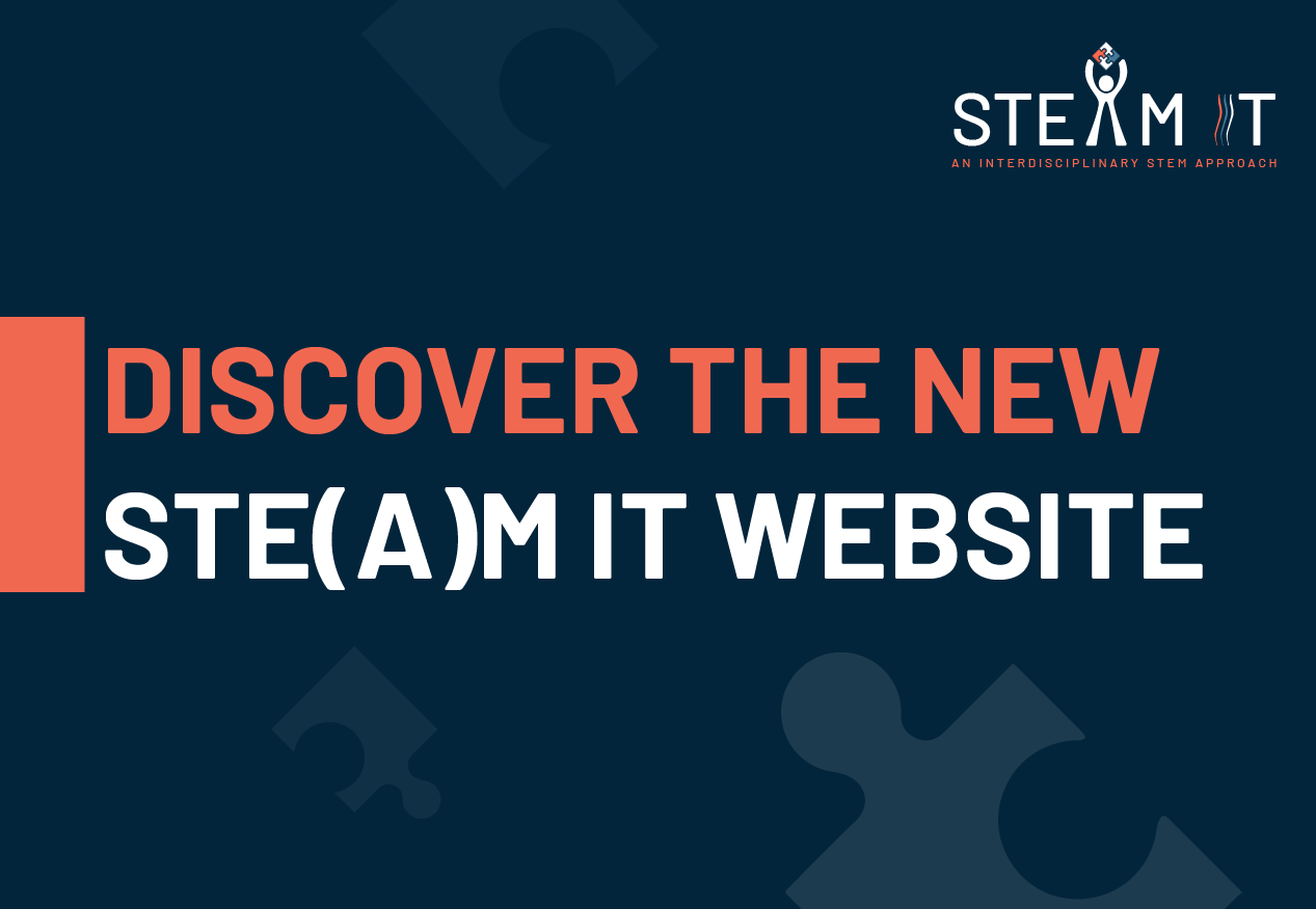 STE(A)M IT: the new reference portal on integrated STEM education!