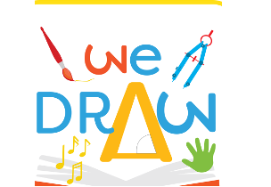 WeDraw project logo