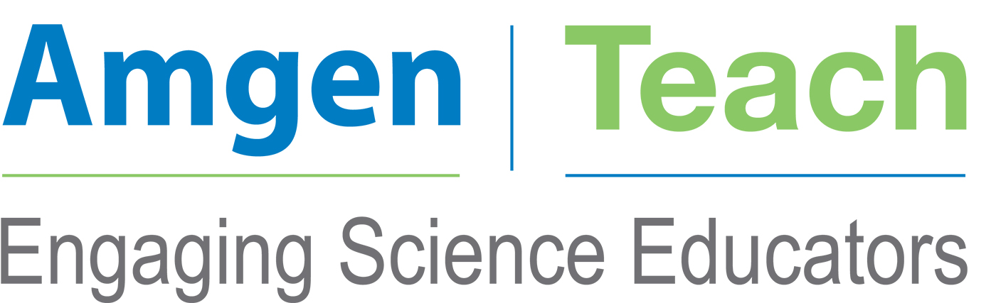 Amgen Teach logo