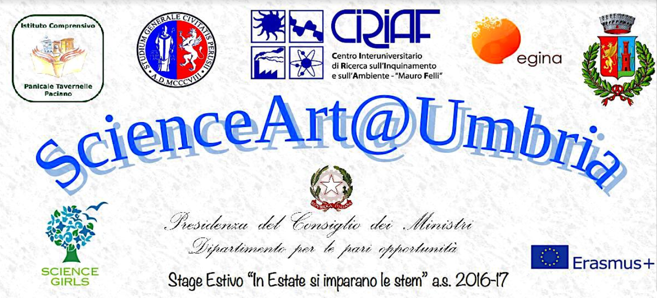 ScienceArt@Umbria