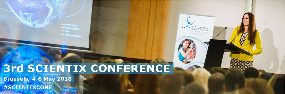 Scientix Conference Banner 2018