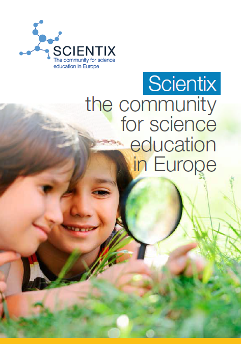 scientix publication cover page