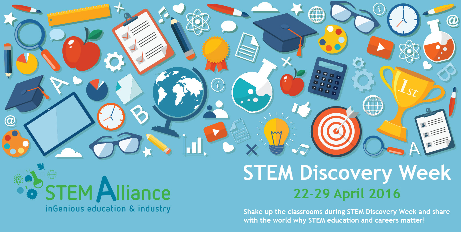 Join the new STEM4YOU competition today!