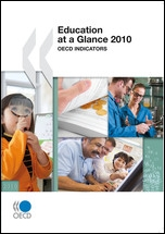 OECD publishes its annual Education at a Glance