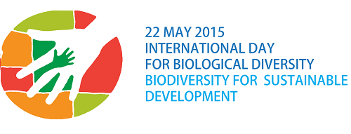 Participate in International Day for Biological Diversity: 22 May 2015
